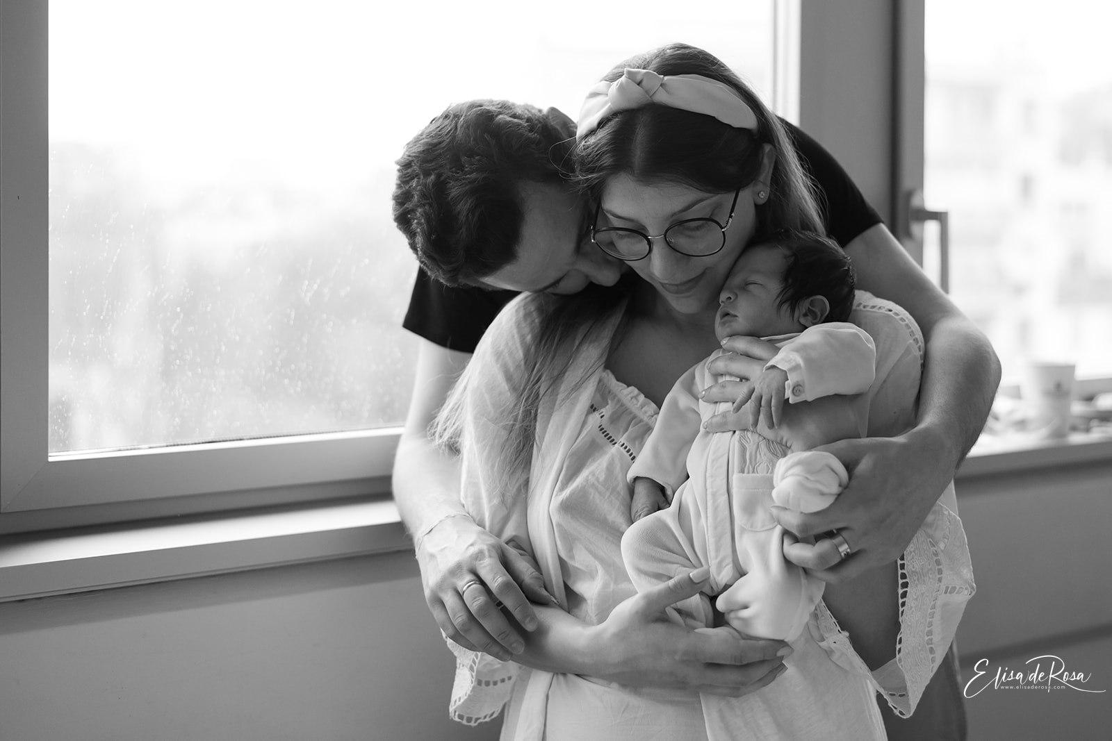 Séance grossesse, naissance et famille (Omar, Syrine & Noah)
